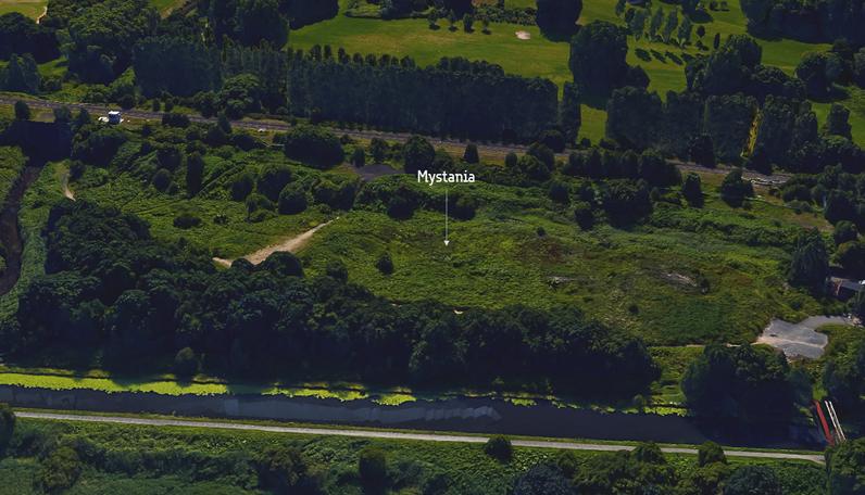 Mystania Map