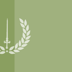 Flag of the colony of Folusia
