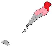 Municipalities KO 8