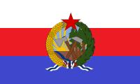 Socialist Flag of Brändholm
