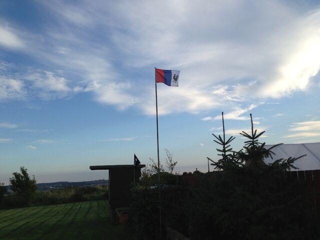 File:Flag in Harehill.JPG