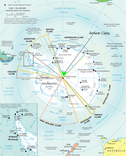 Antarcticaclaims
