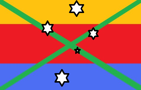 File:Proposed National Flag of the Cockatiel Empire.png