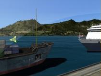 Nawiliwili Harbor Icon
