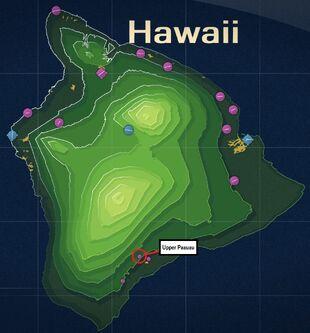 Upper Paauau Map