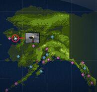 Iditarod 22 - Golovin Map 1