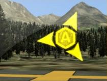 X Marks the Spot Aerocache Icon