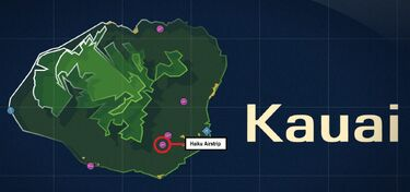 Haiku Airstrip Map