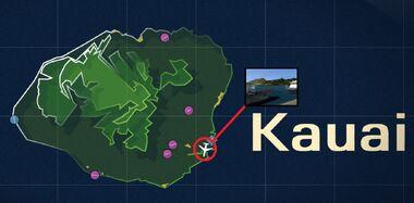 Nawiliwili Harbor Map