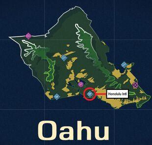Honolulu Intl Map