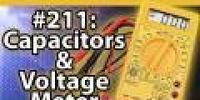 7x045 - Voltage Meters & Capacitors