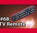 3x024 - TV remote