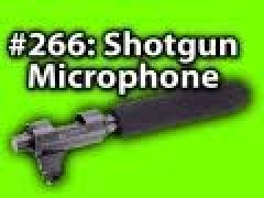 Shotgun Micropphone