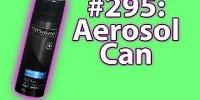 10x025 - Aerosol Can