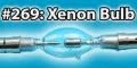 9x027 - Xenon light bulb