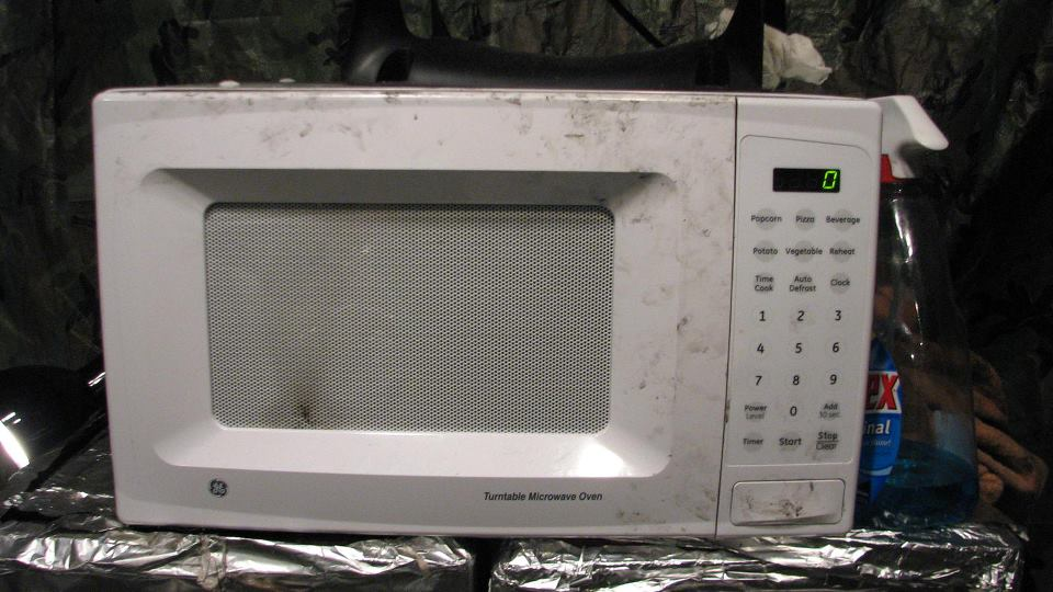 Lacey Is It A Good Idea To Microwave This Wiki Fandom Ed Hotpoint Countertop Turntable Oven Jes636wk Ge Bestmicrowave