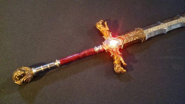 File:Lion sword with new led light up gems by dragonarmoury-d6pwtb2-1-.jpg