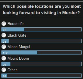 Location poll