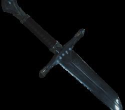 Acharn, la daga de Talion.