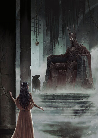 File:The throne of morgoth by danpilla-d8y1v63.jpg