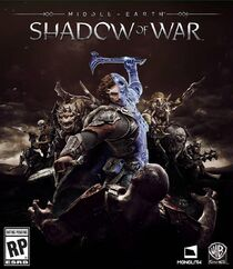 Shadow of War Standard Cover