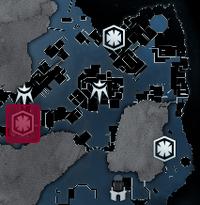 Branding Iron map