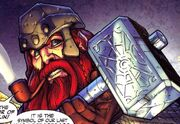 Tholin's hammer