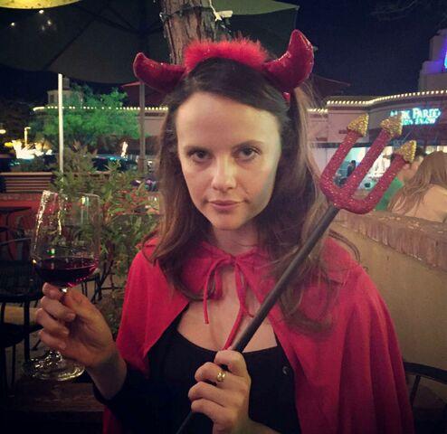 File:BTS Sarah Ramos Creek Devil Costume.jpg