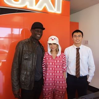 File:Peter Mensah and Arielle Kebbel at the Sixt.jpg