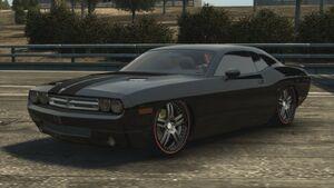 MCLA Dodge Challenger Concept