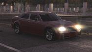 MCLA Chrysler 300-Like Car
