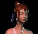 Female Characters in Midnight Club II
