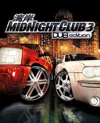 Midnight Club 3 - DUB Edition Coverart