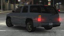 MCLA GMC Yukon Traffic Car Rear
