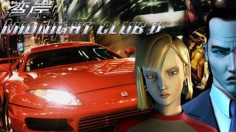 Midnight Club 2 - All Character Scenes