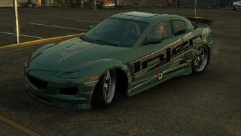 Mazda de Lester