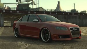 MCLA Audi RS4