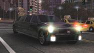 MCLA Cadillac CTS Limousine