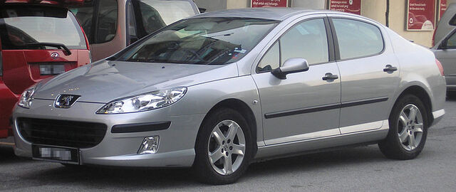 File:800px-Peugeot 407 (first generation) (front), Serdang.jpg