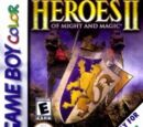 Heroes of Might and Magic II (Game Boy Color)
