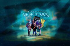 Strange Nedfellows Title Card