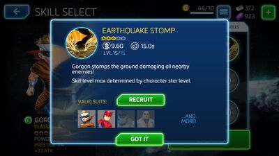 Earthquake Stomp