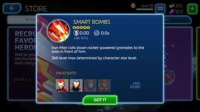 Smart Bombs