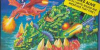 Mighty Max Storms Dragon Island