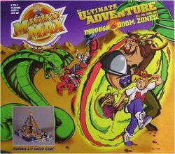 MightyMaxAdventureGame