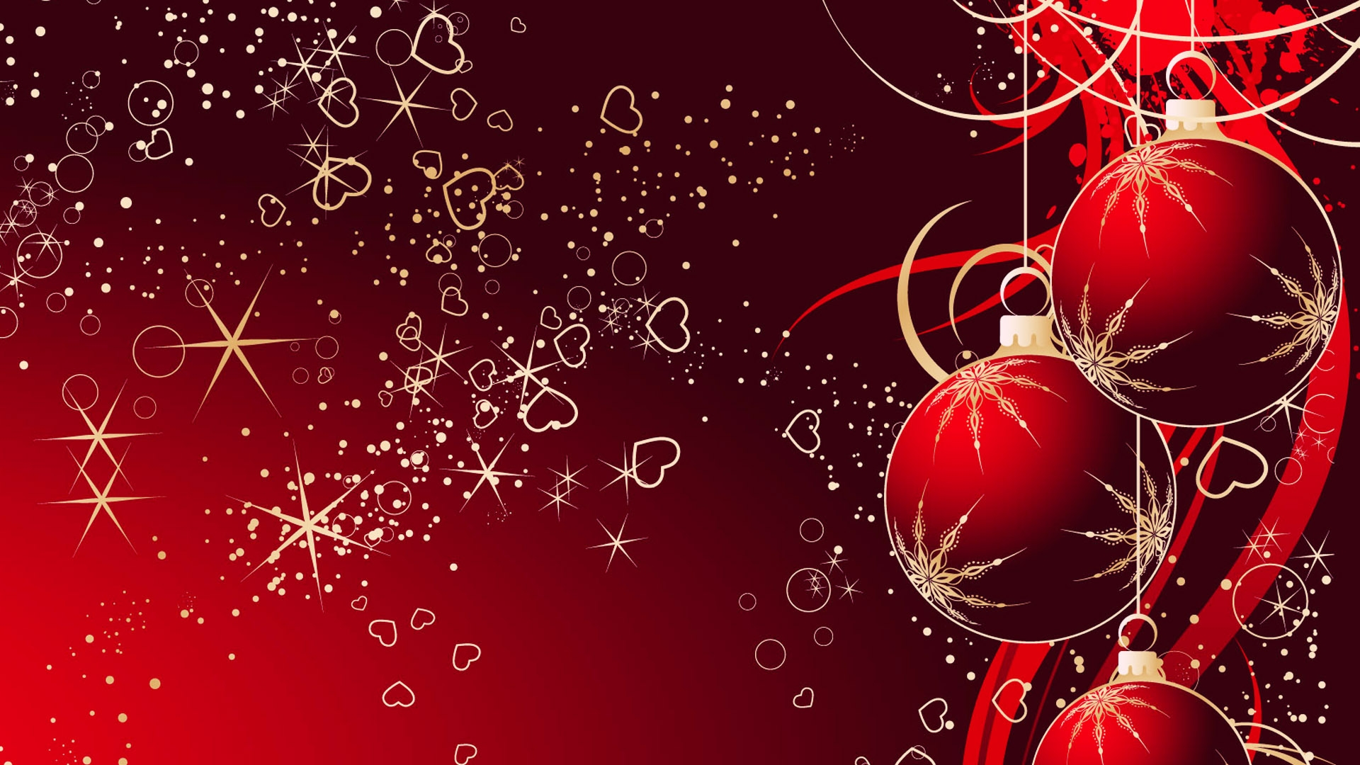 image jingle bell christmas wallpaper for 1920x1080 hdtv 1080p