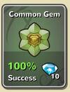 Common gem