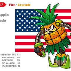Pineapple Grenade (final cut)