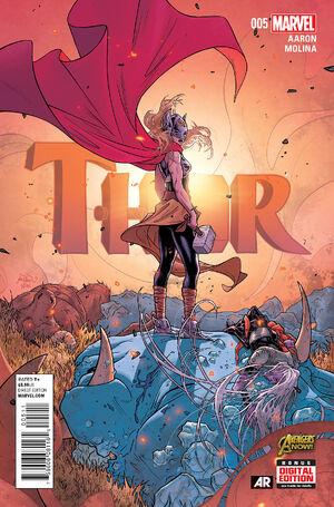 Thor Vol 4 5
