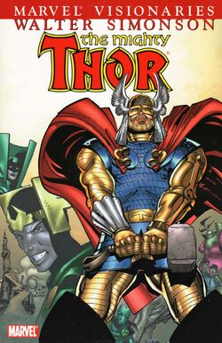 Thor Visionaries Walter Simonson Vol 1 5